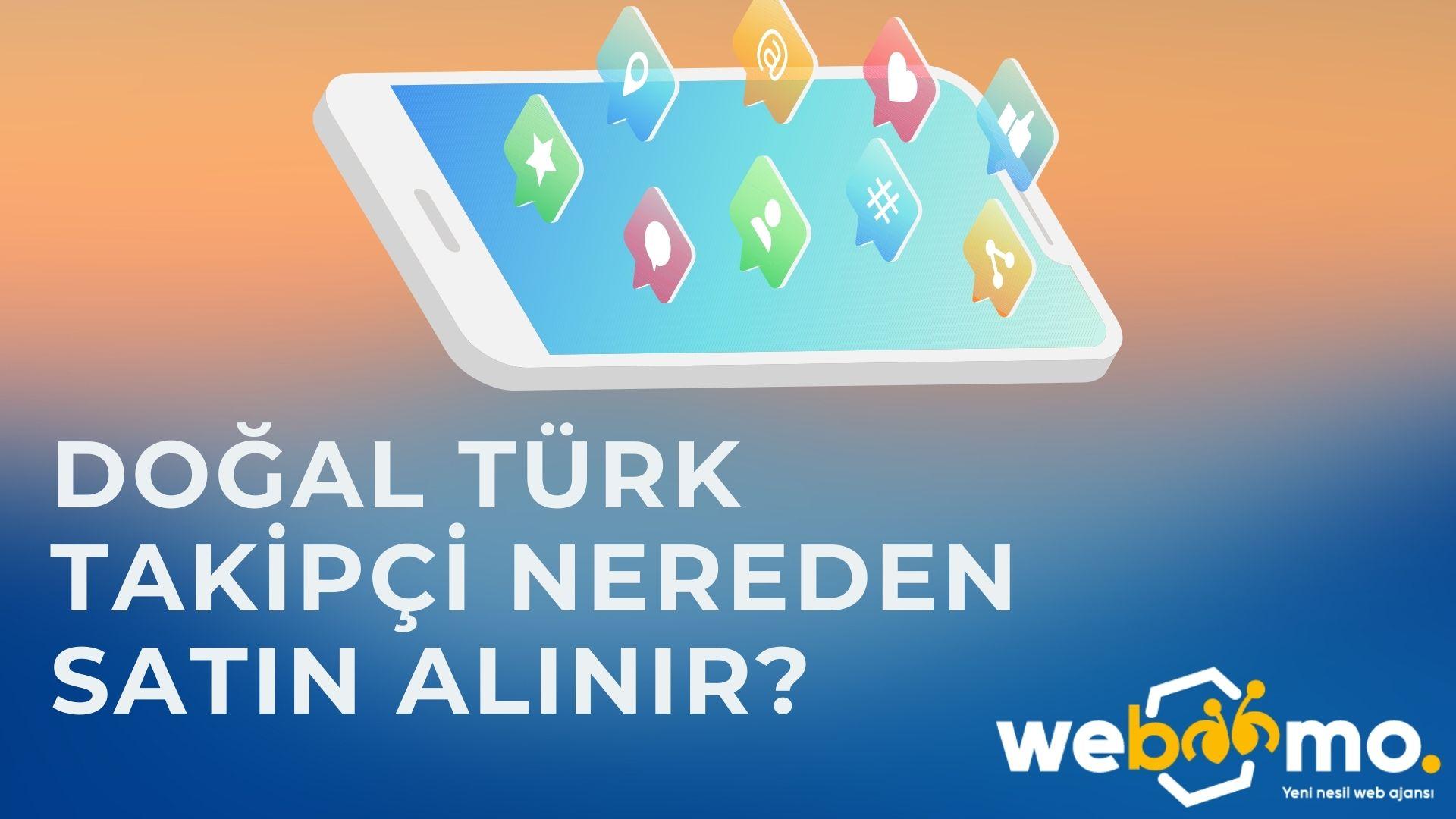 Doğal Türk Takipçi Nereden Satın Alınır