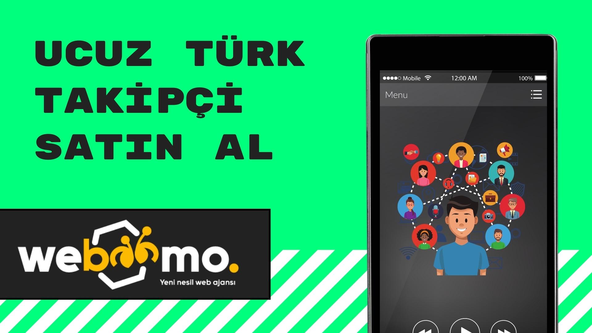 Ucuz Türk Takipçi Satın Al